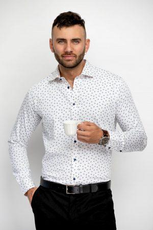 La chemise Ombrel