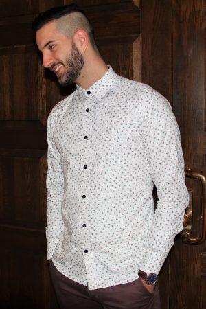 La chemise monégasque