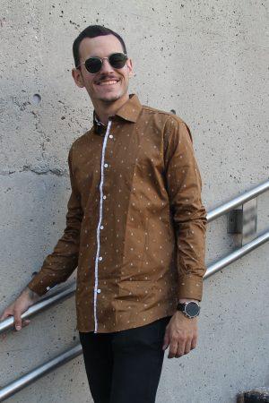 La chemise d'été